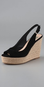 Wedge espradilles